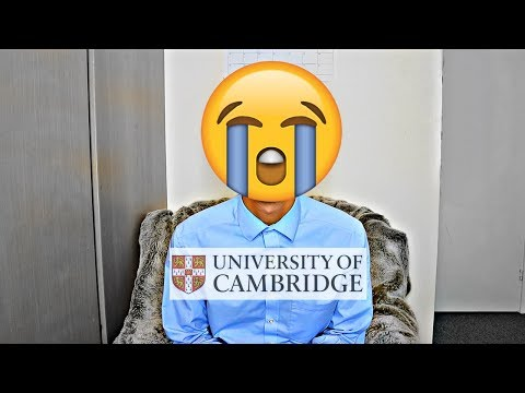STORYTIME: My AWFUL Cambridge University Interview Experience & ADVICE + TIPS
