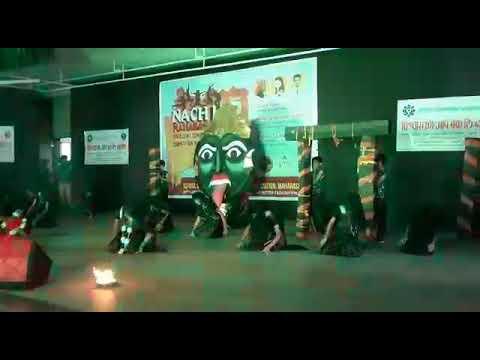 Kanchana dance by global