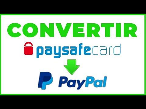 Paypal Paysafecard