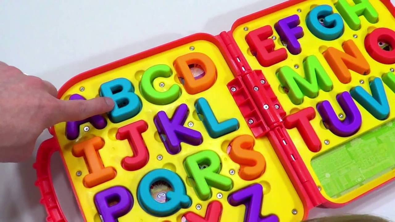 Download Genevieve Teaches ABCs, Numbers, Colors & Animal Names!