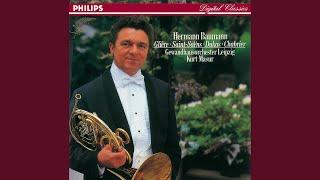 Saint-Saëns: Morceau de Concert, Op.94 for Horn and Orchestra - 1. Allegro moderato