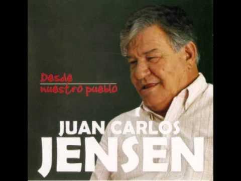 Juan Carlos Jensen - Desde nuestro Pueblo   -Disco Entero-