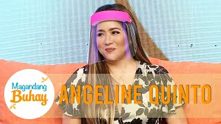 Angeline enjoys being called 'ate' | Magandang Buhay