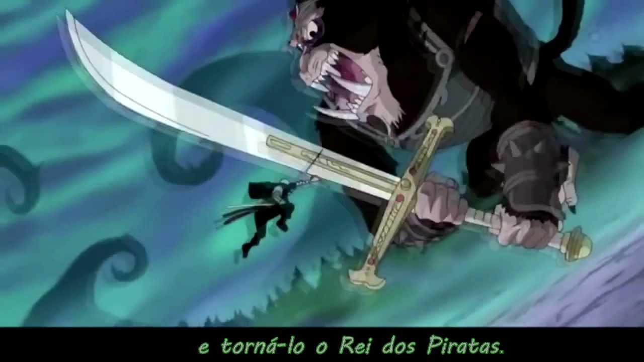 One Piece - Ele é nosso capitão