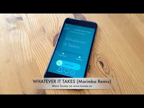 Whatever It Takes Ringtone - Imagine Dragons Tribute Marimba Remix Ringtone - iPhone & Android