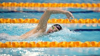 WORLD RECORD Men's 100m Freestyle S13 | Final | 2015 IPC Swimming World Championships Glasgow