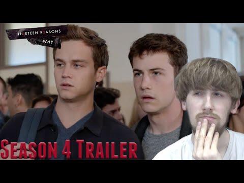 13 Reasons Why Final Season Trailer Reaction