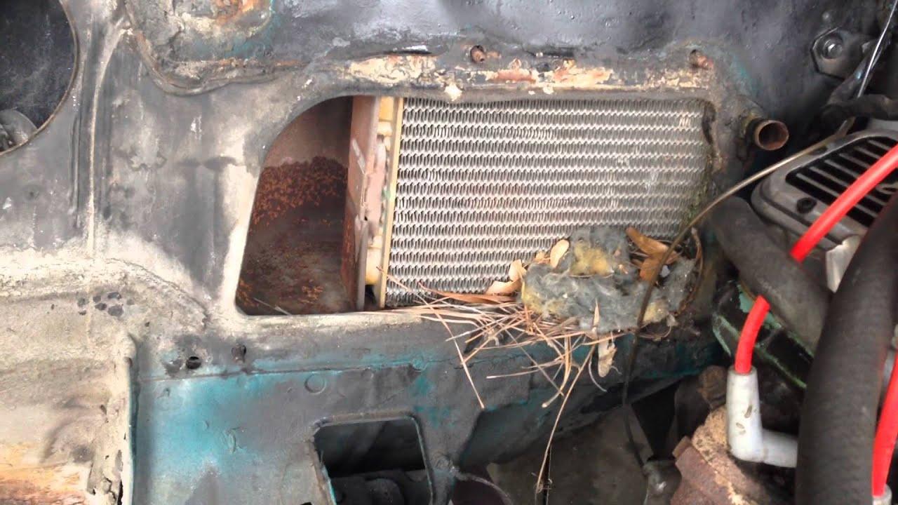1968 Firebird Classic Auto Air Install Part 5 Apr 18 2014