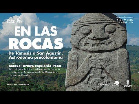 En las rocas | Planetario de Medellín