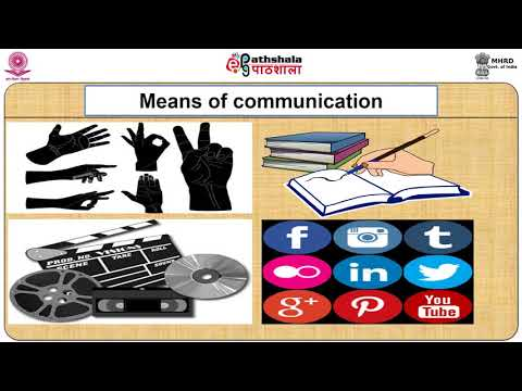 Defination & Function Of Communication