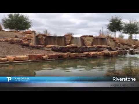 Tamborrel: Riverstone Sugar Land TX Tour