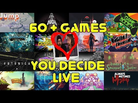 YOU PICK WHAT WE PLAY LIVE! - Game Society