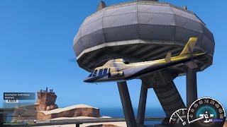 GTA 5 - Khám phá thành phố người ngoài hành tinh trên biển khơi   ND Gaming