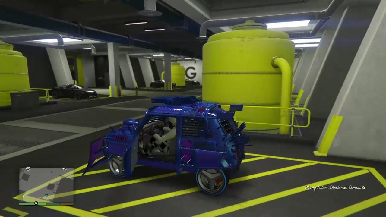 *working*GTA 5 car duplication glitch!!!