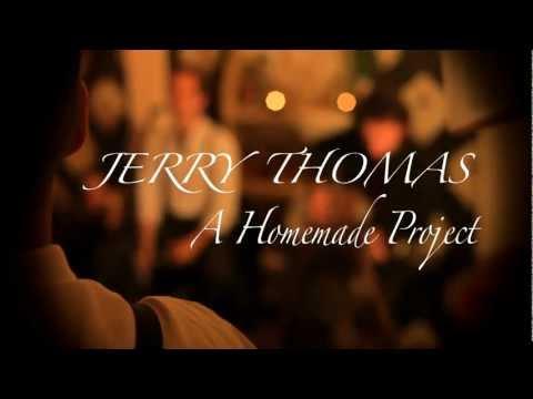 Jerry Thomas Speakeasy-Cocktails Spirits - Paris 2012