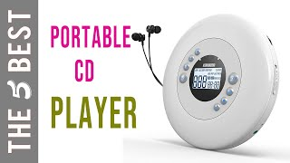 Best Portable CD Player for Car - Top Portable CD Player for Car Review in 2021