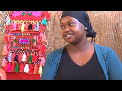 Bedouin Women Create Contemporary Folk Art