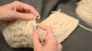 comment tricoter les torsades