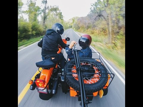 2017 ural patrol is comfortable as a touring bike youtube. Black Bedroom Furniture Sets. Home Design Ideas