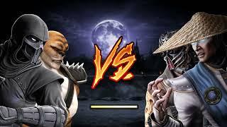 Игра за босса Kintaro \u0026 Noob в Mortal Kombat Komplete Edition PC