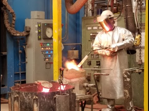 BETE In-house Investment Casting Foundry - Ensuring Solution Confidence
