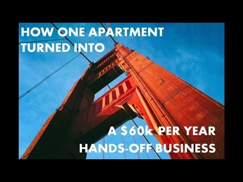 How a Single Apartment Turned Into a $60,000 a Year Hands-Off Business