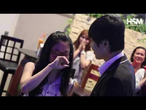 Best Cambodian Marriage Dance Proposal at AEON