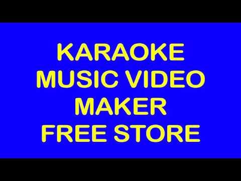 Karaoke Music Video Maker Free Store - Week 1 rushes