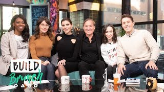 BUILD Brunch: January 21, Heather & Terry Dubrow Join The Table