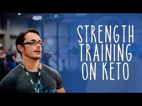 Luis Villasenor on Strength Training On A Ketogenic Diet