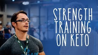 Luis Villasenor on Strength Training On A Ketogenic Diet