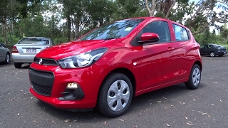 2016 HOLDEN SPARK Booval, Ipswich, Woodend, Raceview, Brisbane, QLD WHWQAA
