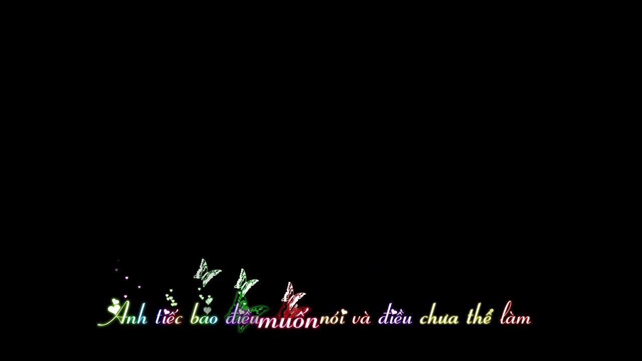 [Sub Kara] Vì Người Không Xứng Đáng Remix - Tuấn Hưng