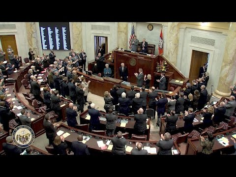 Governor Hutchinson's State of the State Address