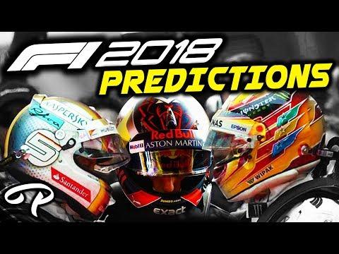 F1 2018 Season Predictions!!! & F1's New Marketing - Pitlane Podcast #75