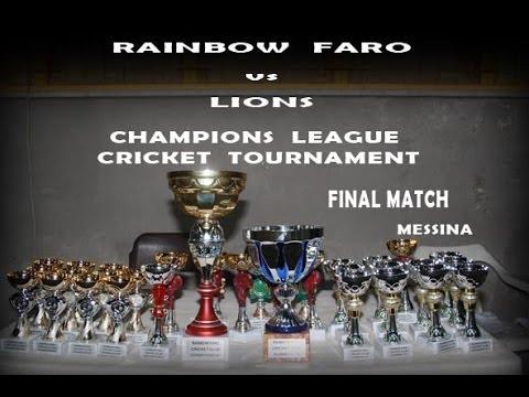 Rainbow Faro Cricket Club  Messina 2013