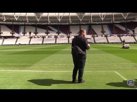 Match Day London stadium tour !!! #COYI