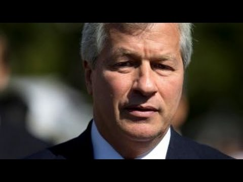 JPMorgan Chase CEO Jamie Dimon: Optimistic economy will go north of 3%