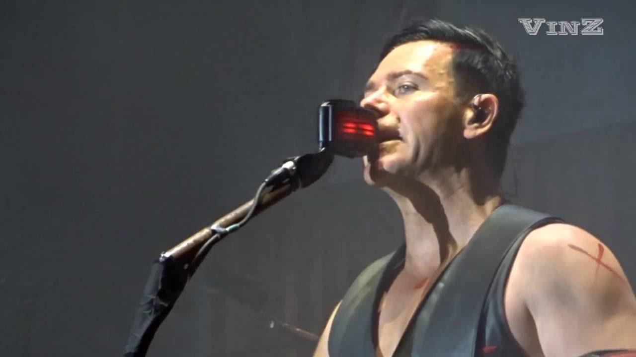 Rammstein - Du hast (Live in Russia