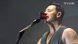 Rammstein Du Hast Live In Russia Trailer Multicam By Vinz
