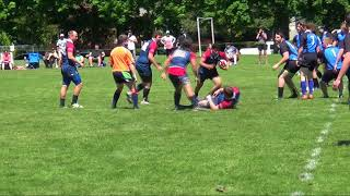 Three Rivers RFC vs Salem Rugby(LostBoys) Playoff Match