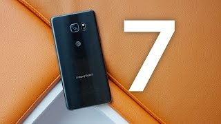 Samsung Galaxy Note 7 Review!