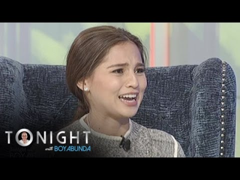 TWBA: Jasmine Curtis-Smith admits she felt nervous kissing another girl