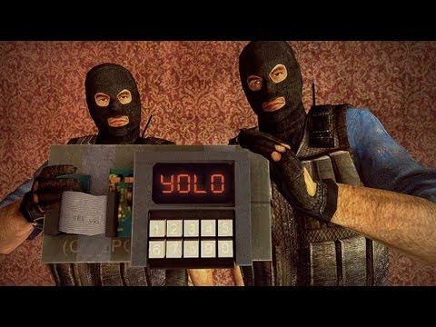 Y MI C4???? - Trouble in Terrorist Town con Willy, sTaXx y Vegetta