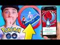 Pokemon GO - WORLDS FIRST LEGENDARY POKEMON!