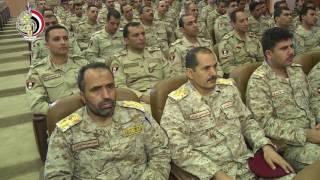 وزير الدفاع: نبذل جهودا وإجراءات كبيرة للتغلب على التحديات الاقتصادية .. فيديو