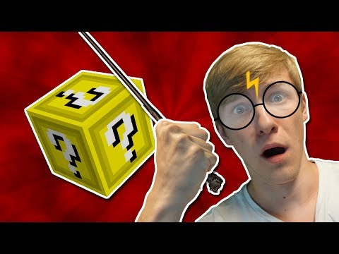 HARRY POTTER-UDFORDRING! (Lucky Islands)