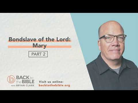 A Hope-Filled Christmas - Bondslave of the Lord: Mary pt. 2 - 10 of 20