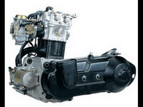 Замена коленвала на китайском 250 кубовом скутере Viper Tornado250 Viper Cruiser 250 Двигатель 172MM