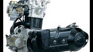 Заміна коленвала на китайському 250 кубовою скутері Viper Tornado250 Viper Cruiser 250 Двигун 172MM